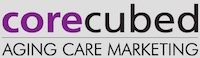corecubed aging care marketing