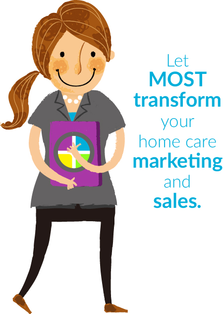 home care marketing and sales transformation