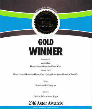 Award Winning Home Care Marketing