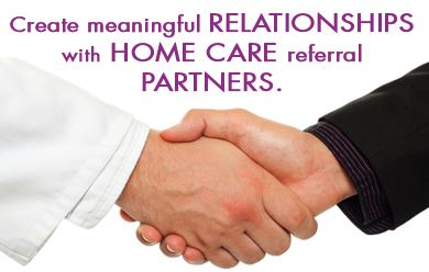 Market your homecare website