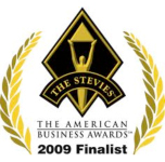 Stevie Award Finalist 2009
