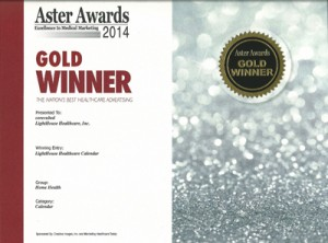 Aster Awards 2014 Gold