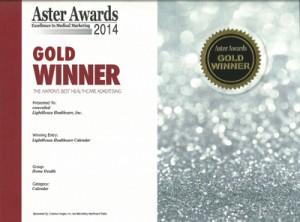 Aster Awards 2014 Gold
