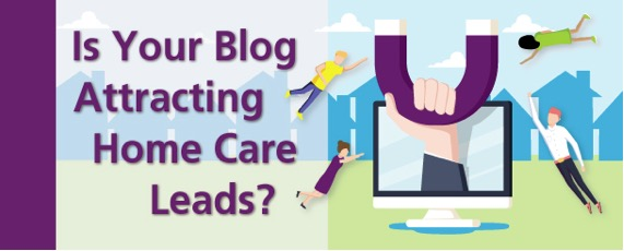 Is your blog attracting leads?