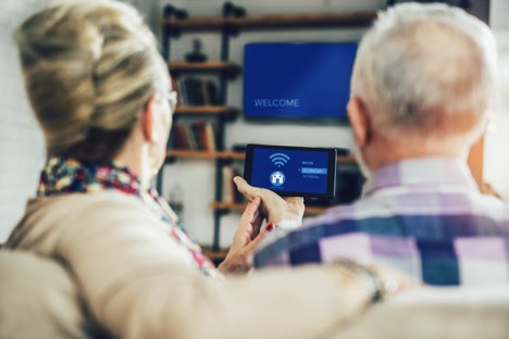 senior care technology
